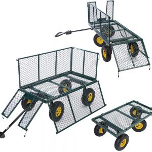 chariot de jardin 350 kg